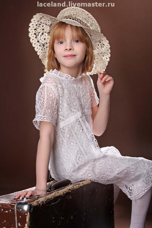 """Одежда для девочек, ручной работы. Ярмарка Мастеров - ручная работа. Купить Платье """"Нежность"""". Handmade. Детская одежда, летнее платье"""