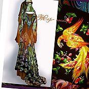 Одежда handmade. Livemaster - original item dress long chiffon