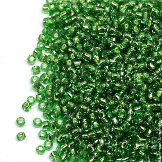 Для украшений ручной работы. Ярмарка Мастеров - ручная работа. Купить ТОХО круглый 15/0 №27 TOHO Beads 5гр. Handmade.