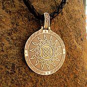 Украшения handmade. Livemaster - original item Talisman/Pendant Velez of silver 925. Handmade.
