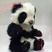 Куклы и игрушки handmade. Livemaster - original item Panda Teddy Muff. Handmade.