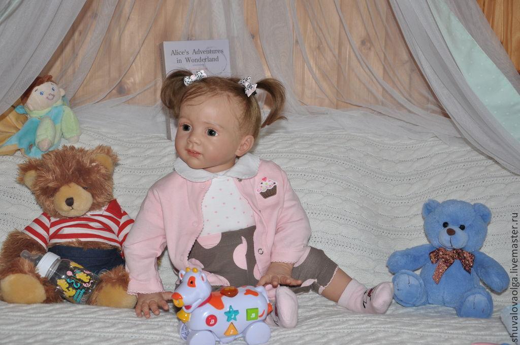Заказать куклу реборн на ярмарке