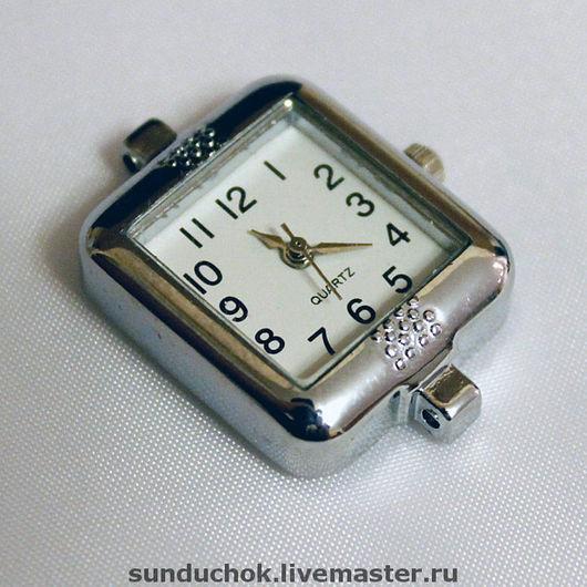 Для украшений ручной работы. Ярмарка Мастеров - ручная работа. Купить Часы для декорирования без узора. Handmade. Часы, часы