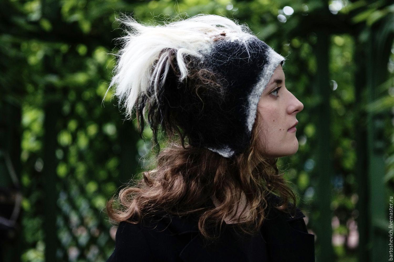 Hat felted 'Mogwai', Caps, St. Petersburg,  Фото №1