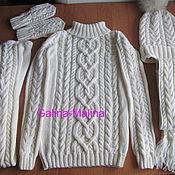 Одежда детская handmade. Livemaster - original item Set Italian Piece .. Handmade.