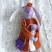"""Куклы и игрушки ручной работы. Ярмарка Мастеров - ручная работа """"Погода была ужасная..."""". Handmade."""