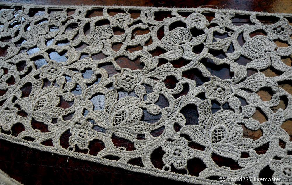 Vintage lace, Vintage interior, Moscow,  Фото №1