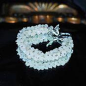 Украшения handmade. Livemaster - original item Bracelet agulara