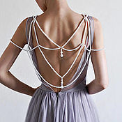 Свадебный салон handmade. Livemaster - original item Wedding dress in the style boho. Handmade.