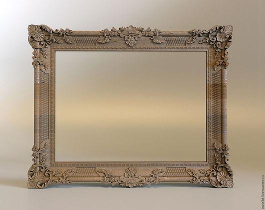 Зеркала ручной работы. Ярмарка Мастеров - ручная работа. Купить Рама для картин. Handmade. Коричневый, рама для фото, зеркало в раме