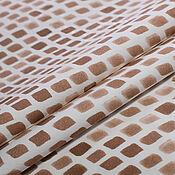 Материалы для творчества handmade. Livemaster - original item Fabric: 100% Cotton magpie. Handmade.