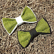 Галстуки ручной работы. Ярмарка Мастеров - ручная работа Галстук-бабочка с кружевом. Handmade.