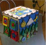 Эко-кубик - Ярмарка Мастеров - ручная работа, handmade