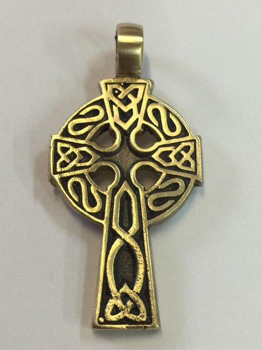 Обереги, талисманы, амулеты ручной работы. Ярмарка Мастеров - ручная работа. Купить Крест кельтский -2. Handmade. Крест