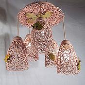 handmade. Livemaster - original item Copy of Space Ceiling Lamp. Handmade.