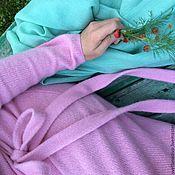 """Одежда ручной работы. Ярмарка Мастеров - ручная работа Розовое """"Кашемировый пион"""". Handmade."""