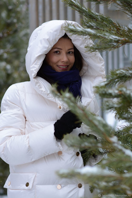 Белый Пуховик, Пуховики, Москва,  Фото №1