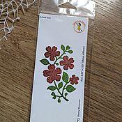 Материалы для творчества handmade. Livemaster - original item !KNIFE for cutting Cheery Lynn Designs cherry blossoms. Handmade.