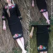 Одежда ручной работы. Ярмарка Мастеров - ручная работа Розы в мамином саду. Handmade.