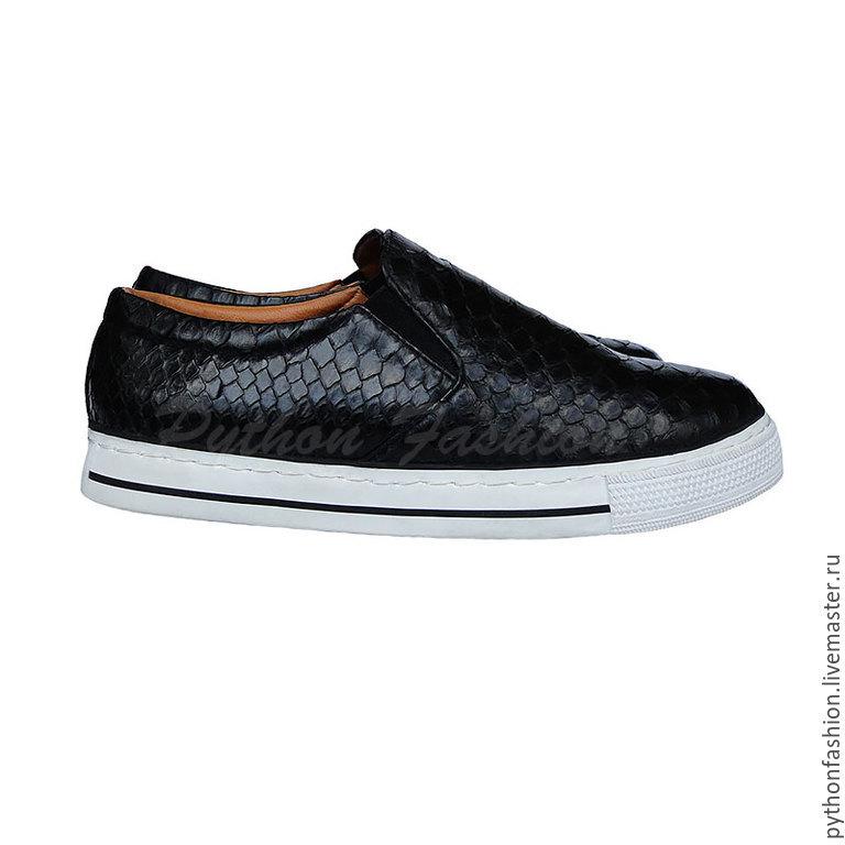 Espadrilles from Python. Stylish espadrilles made from Python. Trendy espadrilles platform. Women's sports shoes from Python. Dizajnerskie espadrilles from Python. Slip-ons Python skin handmade.