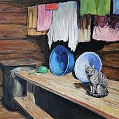 Картины и панно handmade. Livemaster - original item Series