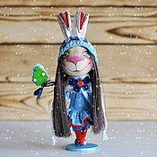 Куклы и игрушки ручной работы. Ярмарка Мастеров - ручная работа CHRISTMAS CRUMBS 10 (Рождественские крохи). Handmade.