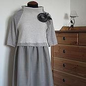 """Одежда ручной работы. Ярмарка Мастеров - ручная работа Платье """"Морозное утро"""". Handmade."""