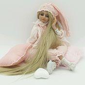 Куклы и пупсы ручной работы. Ярмарка Мастеров - ручная работа Кукла из полимерной глины.  Авторская кукла, эльфик. Handmade.