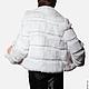 Order Coat white. Lissa. Livemaster. . Fur Coats Фото №3
