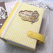 Фотоальбомы ручной работы. Ярмарка Мастеров - ручная работа Подарки: Подарки: Альбом для мальчика. Handmade.