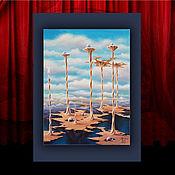 """Фен-шуй и эзотерика ручной работы. Ярмарка Мастеров - ручная работа Амбиент """"Другая высота"""". Автор – Trish. Handmade."""