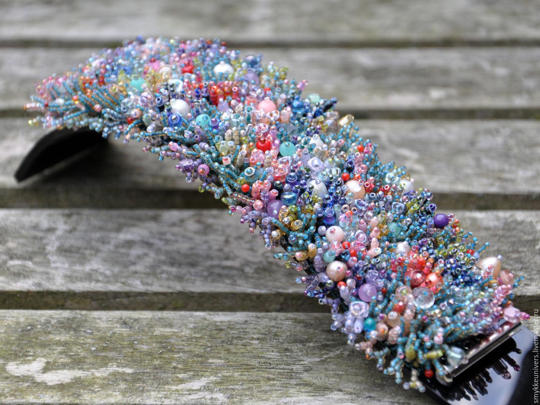 Bracelet Coral reef, Bead bracelet, Copenhagen,  Фото №1