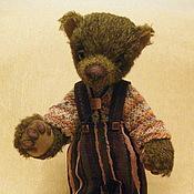 Куклы и игрушки ручной работы. Ярмарка Мастеров - ручная работа Мишка Тимоша. Handmade.