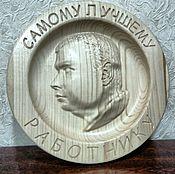 Подарки к праздникам handmade. Livemaster - original item Medal