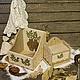 """Кухня ручной работы. Ярмарка Мастеров - ручная работа. Купить Комплект для кухни """"КРИТСКИЙ"""". Handmade. Разноцветный, авторская техника"""