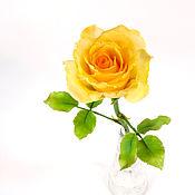 Цветы и флористика handmade. Livemaster - original item 3 roses. Handmade.