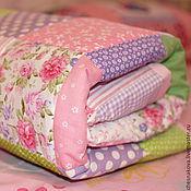 Для дома и интерьера ручной работы. Ярмарка Мастеров - ручная работа Одеяло для принцессы. Handmade.