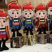 """Куклы и игрушки ручной работы. Ярмарка Мастеров - ручная работа Кукла """" Щелкунчик"""". Handmade."""