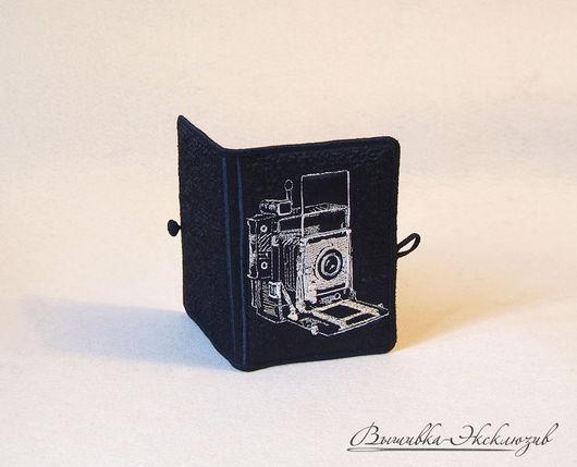 Компьютерные ручной работы. Ярмарка Мастеров - ручная работа. Купить Органайзер для флэшек, карт памяти и банковских карточек для Фотографа. Handmade.