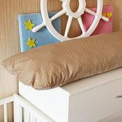 Для дома и интерьера ручной работы. Ярмарка Мастеров - ручная работа Подушка Легкость для беременных и кормления, подушка для всего тела. Handmade.