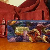 Комплекты аксессуаров ручной работы. Ярмарка Мастеров - ручная работа Косметичка, сумочка для бижутерии. Handmade.