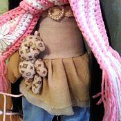 Большеножка ручной работы. Ярмарка Мастеров - ручная работа Большеножка: текстильная кукла большеножка. Handmade.
