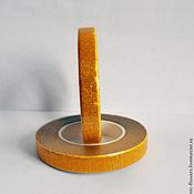 Материалы для творчества handmade. Livemaster - original item Tape tape gold and silver. Handmade.