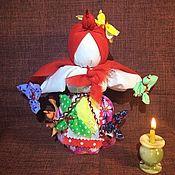 Народная кукла ручной работы. Ярмарка Мастеров - ручная работа Обрядовая кукла Птица радость. Handmade.