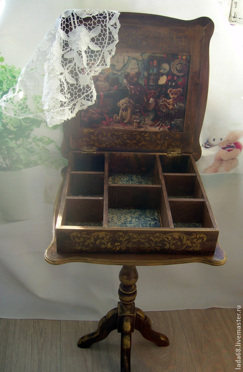 A table for needlework, Tables, Zhukovsky,  Фото №1