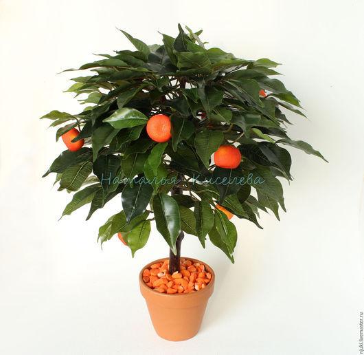 мандариновое дерево искусственное