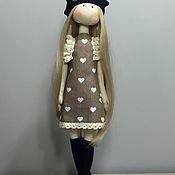 Портретная кукла ручной работы. Ярмарка Мастеров - ручная работа Портретная кукла: Кукла текстильная. Handmade.