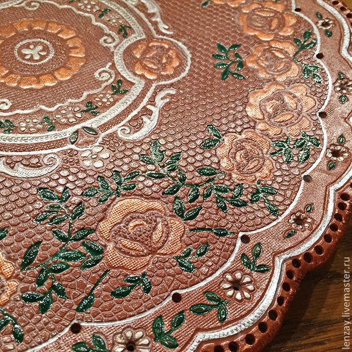 Dish Rococo, Plates, Moscow,  Фото №1