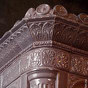 Для дома и интерьера ручной работы. Ярмарка Мастеров - ручная работа Камин-печь в классическом стиле. Handmade.