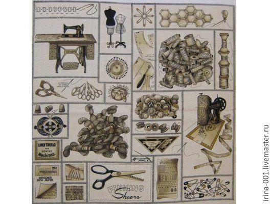 Шитье ручной работы. Ярмарка Мастеров - ручная работа. Купить Ткань для пэчворка Stof. Хлопок панель.. Handmade. Хлопок для пэчворка